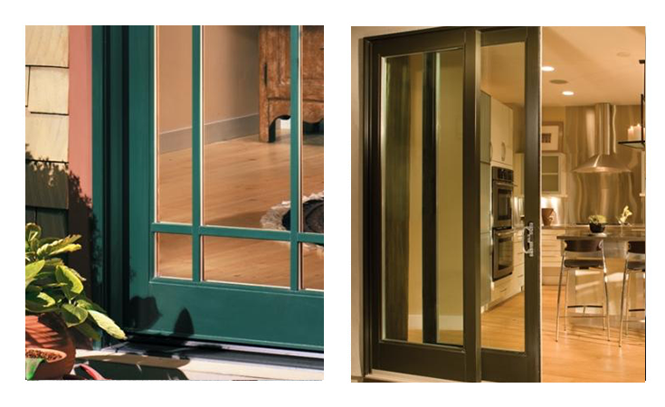 Milgard Ultra Series Fiberglass Patio Doors