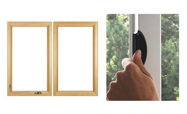 Milgard Essence Series Wood Windows
