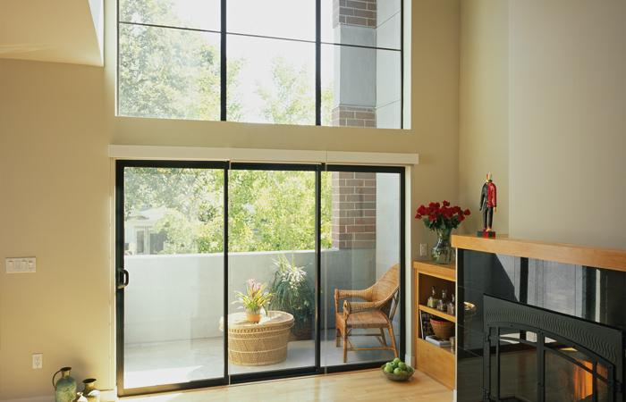 Aluminum Series patio doors