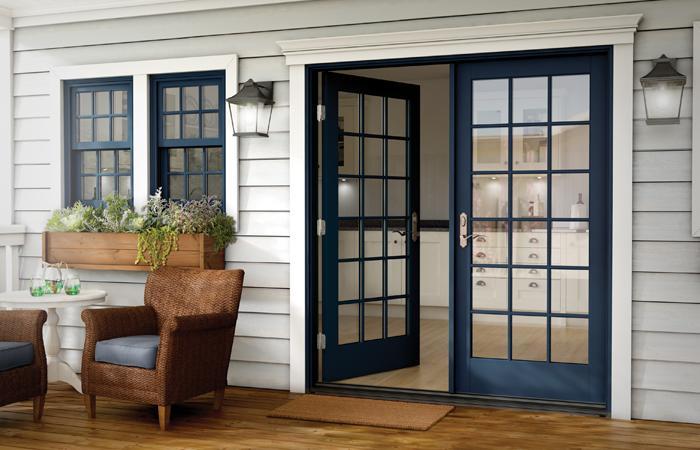 Milgard Essence Series Patio Doors
