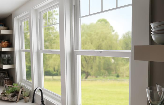 Milgard Tuscany Vinyl Window