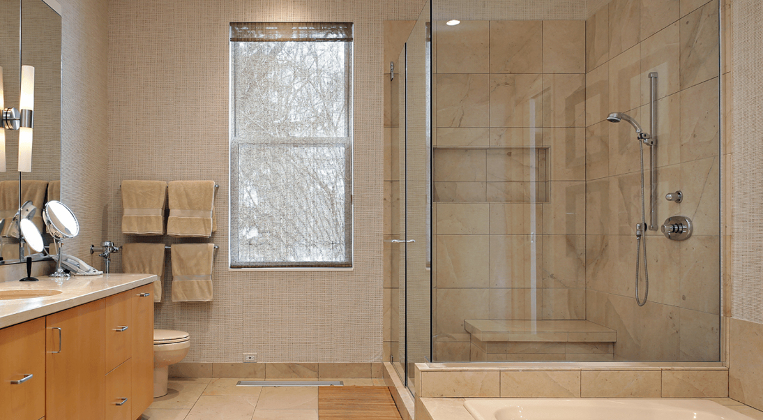 replacement glass, windows and shower enclosures in San Diego