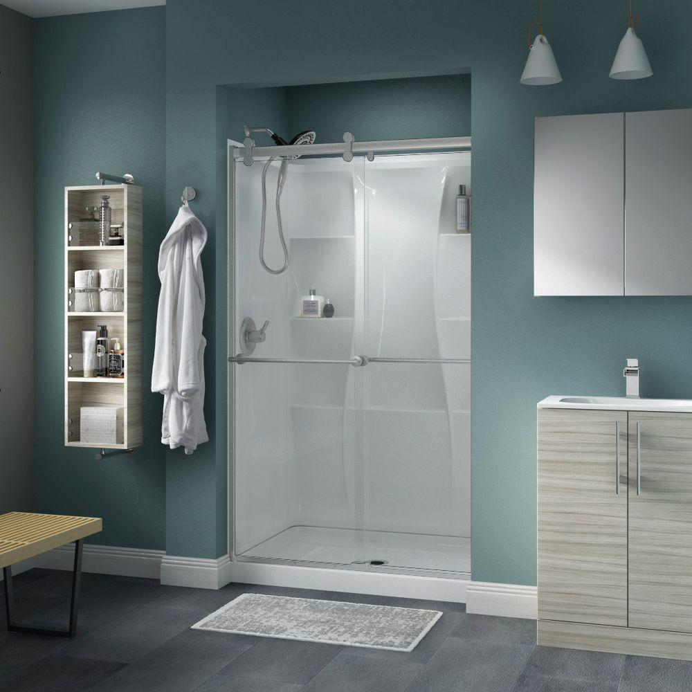 Semi Frameless Shower Enclosure Best Value Glass Inc